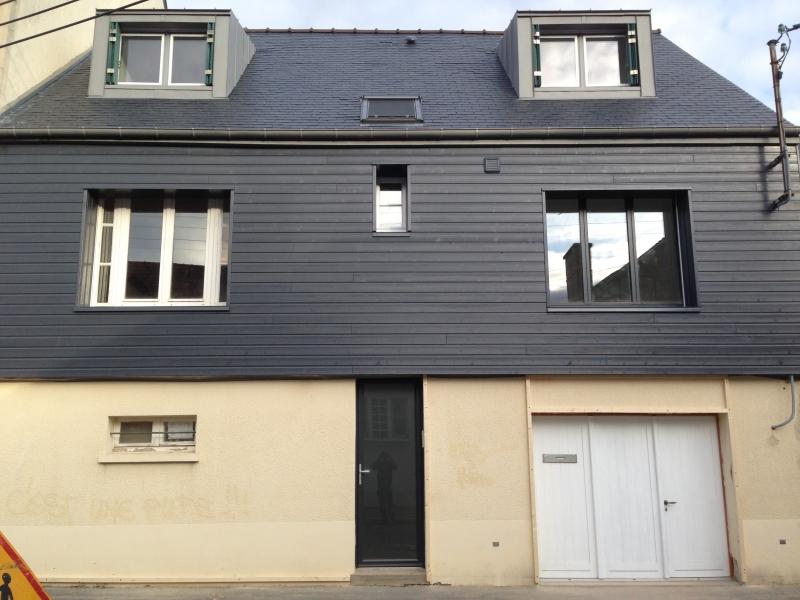 Bardage bois ille et vilaine pose r novation charpente for Constructeur de maison en bois ille et vilaine