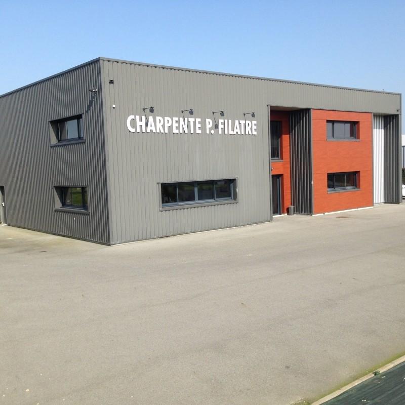 Charpente P. Filatre Galerie Filatre Charpente 1