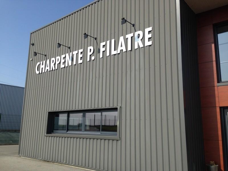 Charpente P. Filatre Galerie Filatre Charpente 2